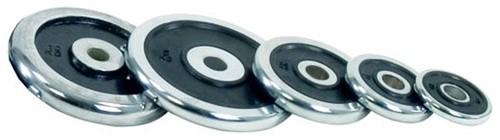 Tunturi Chrome Schijf 1.25 kg (30 mm)
