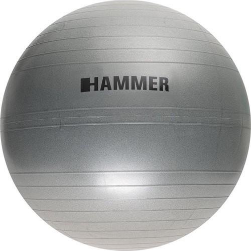 Hammer Fitnessbal - Gymbal - Grijs - 65 cm