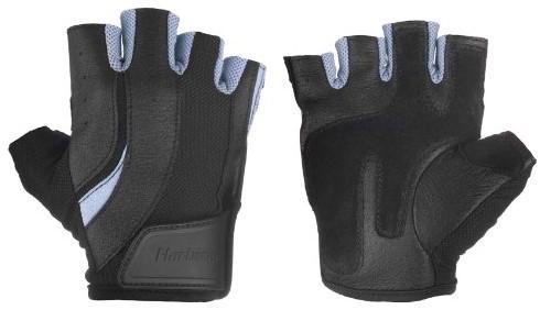 Harbinger womens pro fitness handschoenen - Periwinkle - L