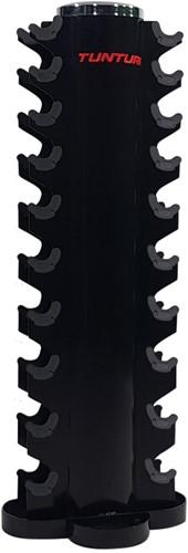 Tunturi Dumbbell Toren - Opbergrek voor Dumbbells