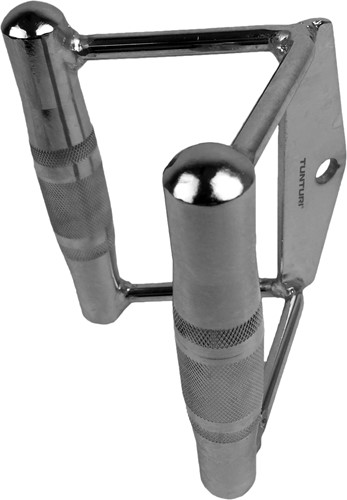 Tunturi Dubbele Lat pully (Rowing grip bar)