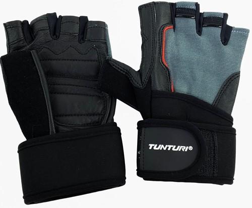 Tunturi Fit Power Fitness Handschoenen met Wrist Wrap