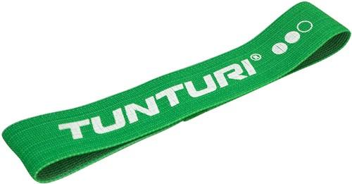 Tunturi Weerstandsband Textiel - Medium - Groen