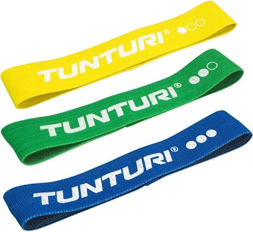 Tunturi Weerstandsband Textiel Set
