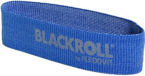 Blackroll Loop Band Weerstandsband - Sterk - Blauw