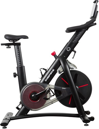Finnlo Inspire Indoor Cycle ILC Spinningfiets - Gratis trainingsschema