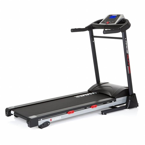 Hammer Fitness Race Runner 2000M Loopband - Gratis trainingsschema