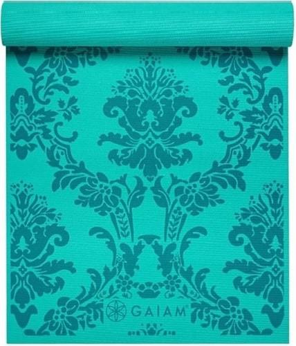 Gaiam Yoga Mat - 4 mm - Neo-Baroque