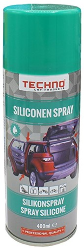 Techno Siliconenspray 400 ml