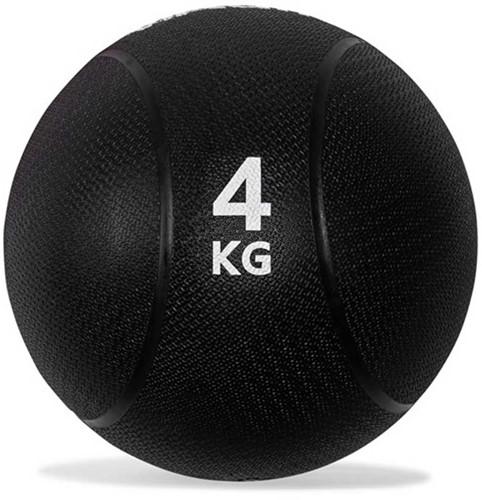 VirtuFit Medicijnbal Pro - 4 kg - Rubber - Zwart