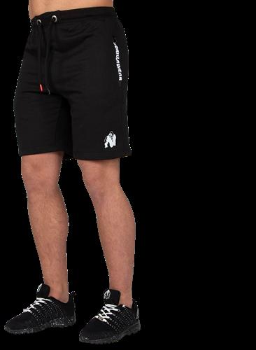 Gorilla Wear Pittsburgh Sweat Shorts - Zwart