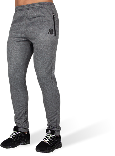 Gorilla Wear Bridgeport Joggingsbroek - Donkergrijs