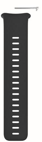 Polar Vantage V2 Verwisselbare Silliconen Polsband - Single - Zwart