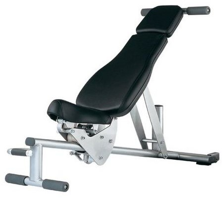 Life Fitness G7 Adjustable Bench - Tweedekans