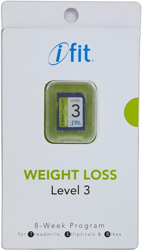 iFit kaart - Weight Loss 3