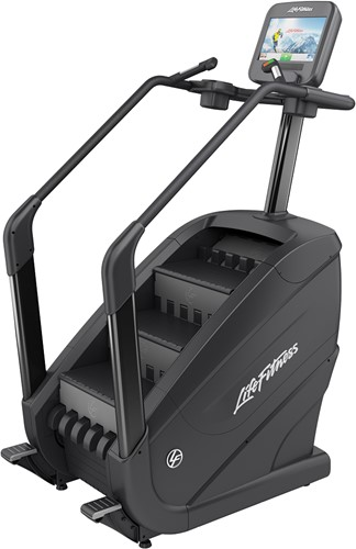 Life Fitness Powermill Stairclimber Discover SE