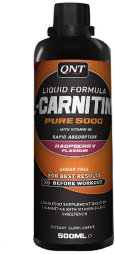 QNT L-Carnitine Liquid - 500ml - Raspberry