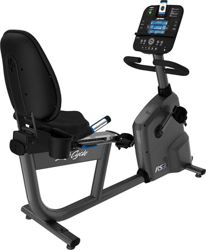 Life Fitness RS3 Track Ligfiets