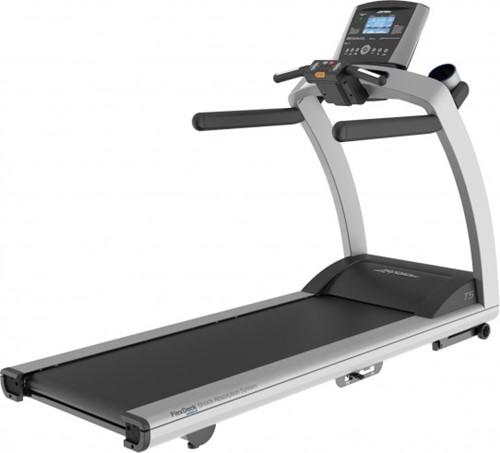 Life Fitness T5 GO Loopband - Gebruikt