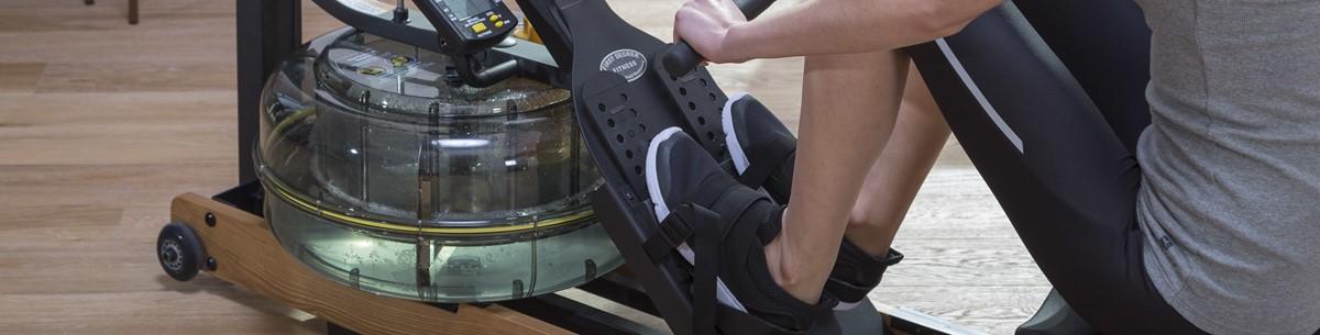 First degree Fitness Fluid Rowers: nieuwe opties