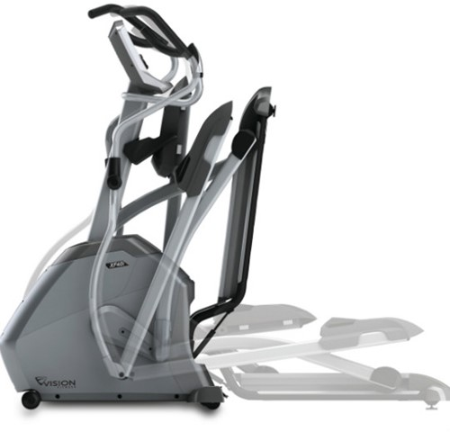 Vision Fitness XF40i Touch Crosstrainer