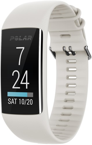 Polar A370 Fitness Tracker - Wit