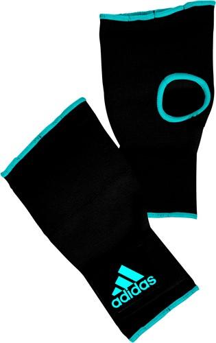Adidas Binnenhandschoenen zonder Bandage - Zwart/Blauw