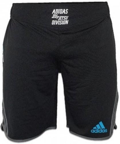 Adidas Grappling Short Beluga Zwart