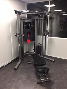 Personal Training Studio Inrichten-216