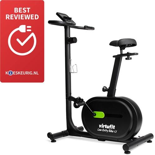 VirtuFit Low Entry Bike 1.1 Hometrainer - Inclusief Gratis Training DVD