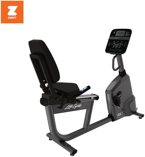 Life Fitness RS1 Track Connect Ligfiets