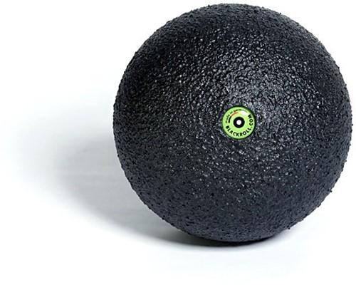 Blackroll Ball Massage Bal - 8 cm - Zwart