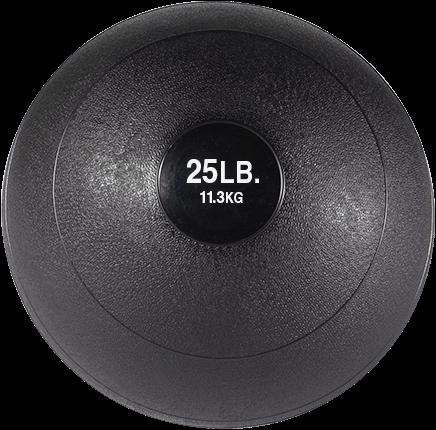Body-Solid Slam Balls - Zwart - 11.3 kg
