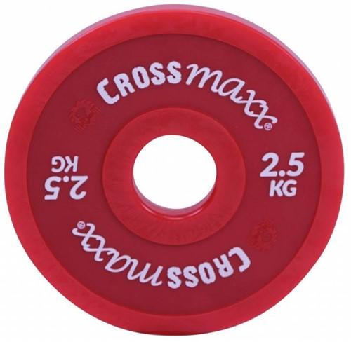 Lifemaxx Crossmaxx Elite Fractional Plate - 50 mm - 2,5 kg