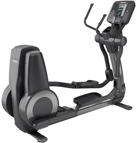 Life Fitness Platinum Discover SE3 Crosstrainer - Titanium Storm