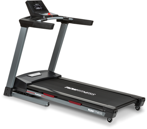 Flow Fitness Runner DTM2000i Loopband - Gratis trainingsschema