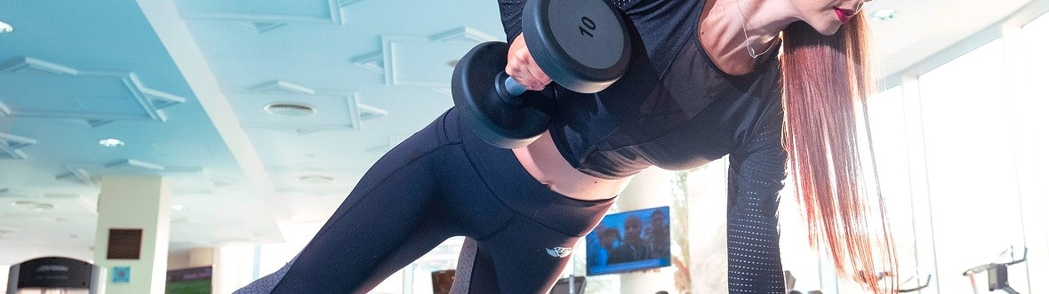 Dumbbell oefeningen voor je rugspieren