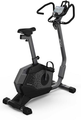Kettler Tour 800 Ergometer Hometrainer - Zwift Compatible - Zwart - Gratis trainingsschema