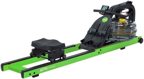 First Degree Fitness Neon Rower Plus - Groen - Gratis trainingsschema