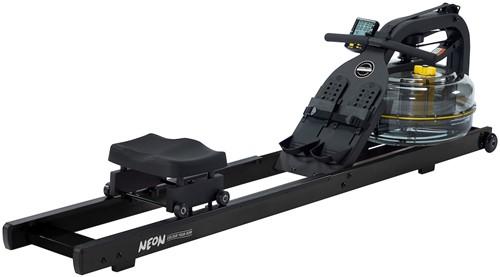 First Degree Fitness Neon Rower Plus - Zwart - Gratis trainingsschema