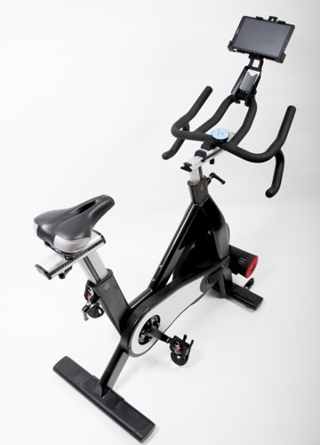 Freerider Pro Indoor Bike Spinningfiets - Met Tacx Training