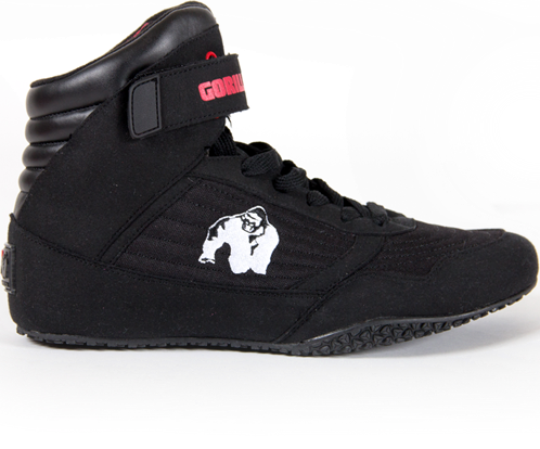 Gorilla Wear High Tops Zwart - Fitness schoenen