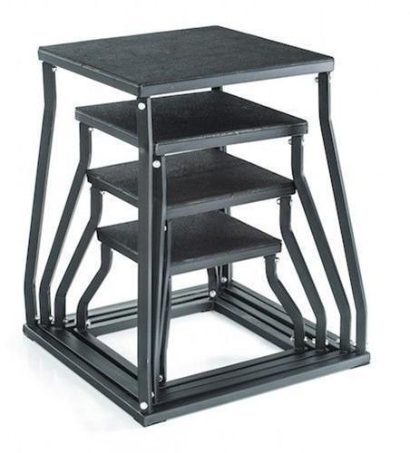 Gymstick Plyobox Zwart