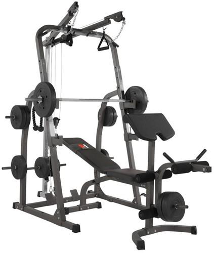 Hammer Fitness Solid XP Halterbank