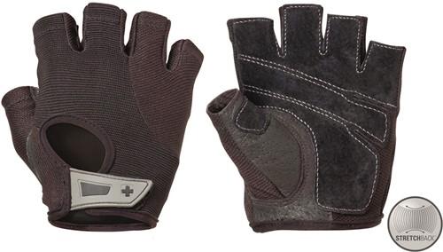 Harbinger Women's Power StretchBack Fitness Handschoenen - Zwart