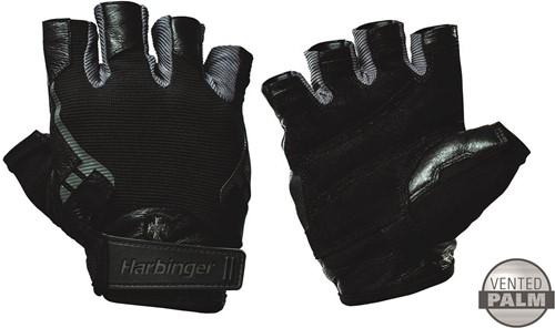 Harbinger Men's Pro Fitness Handschoenen - Zwart
