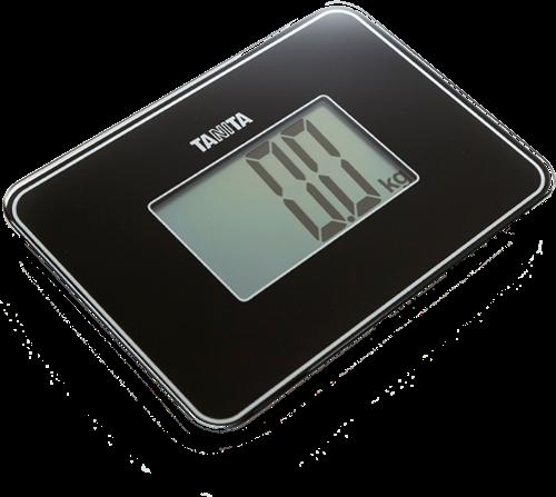 Tanita HD-386 Weegschaal - Zwart