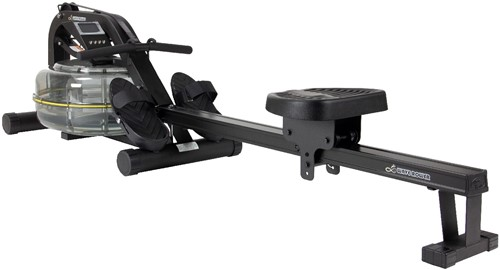First Degree Fitness Wave Rower Roeitrainer - Gratis trainingsschema
