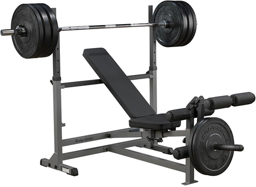 Body-Solid PowerCenter Combo Bench