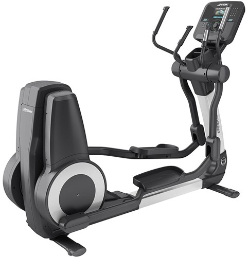Life Fitness Platinum Explore Crosstrainer - Diamond White